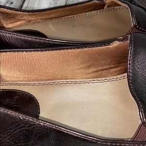 Life Stride Shoes - Life Stride Belinda Chocolate Brown Buckle Size 9